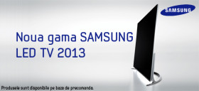Modele noi de televizoare LED Samsung 2013