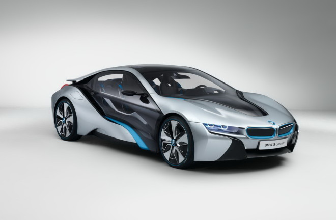 Perfectiune pe 4 cauciucuri- noul BMW i8