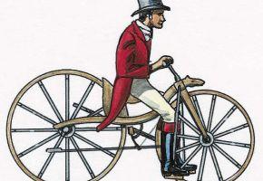 De la aparitia primei biciclete pana in prezent