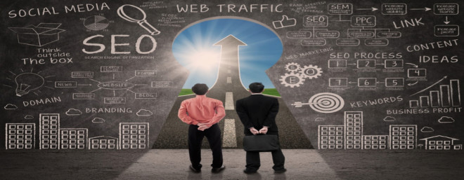 Get Your Page The Traffic That It Deserves With SEO