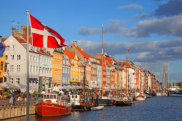 Denmark a tourist destination and a role model