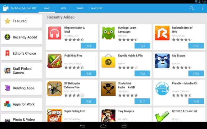 Ghid de aplicatii pentru Android