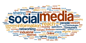 How can you benefit from social media?