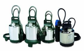 La ce putem folosi o gamă de pompe submersibile?