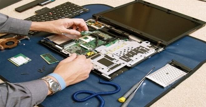 Cum se incepe repararea unei placi de baza de la un laptop ?