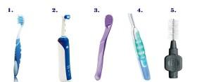 Cum alegeti periuta de dinti potrivita?