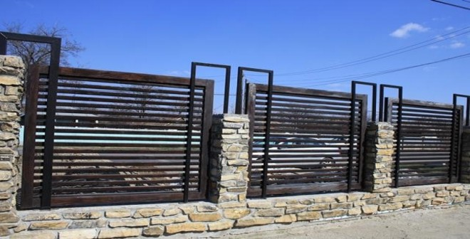 Care sunt cele mai cunoscute tipuri de garduri ?