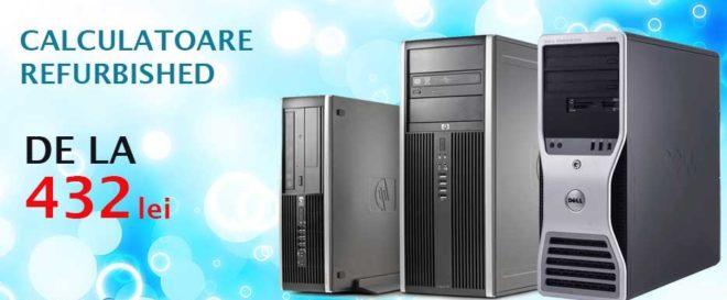 Hardware important in computerul tau refurbished