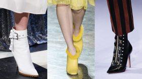 Botine la moda pentru femei in sezonul de toamna – iarna 2017 – 2018