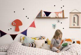 Din ce materiale sunt confectionate lenjeriile de pat pentru copii?