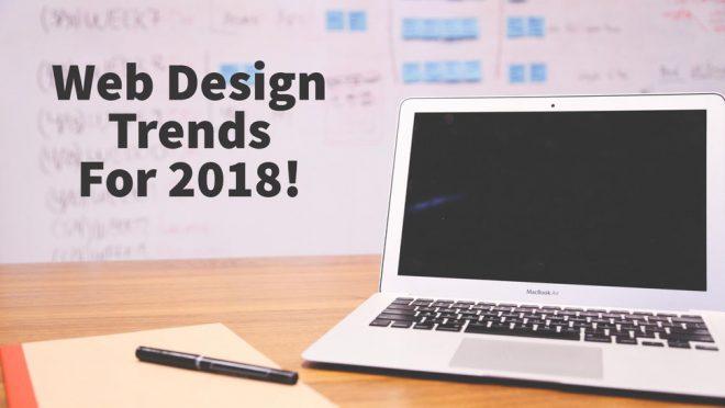 Sfaturi pentru web design in 2018