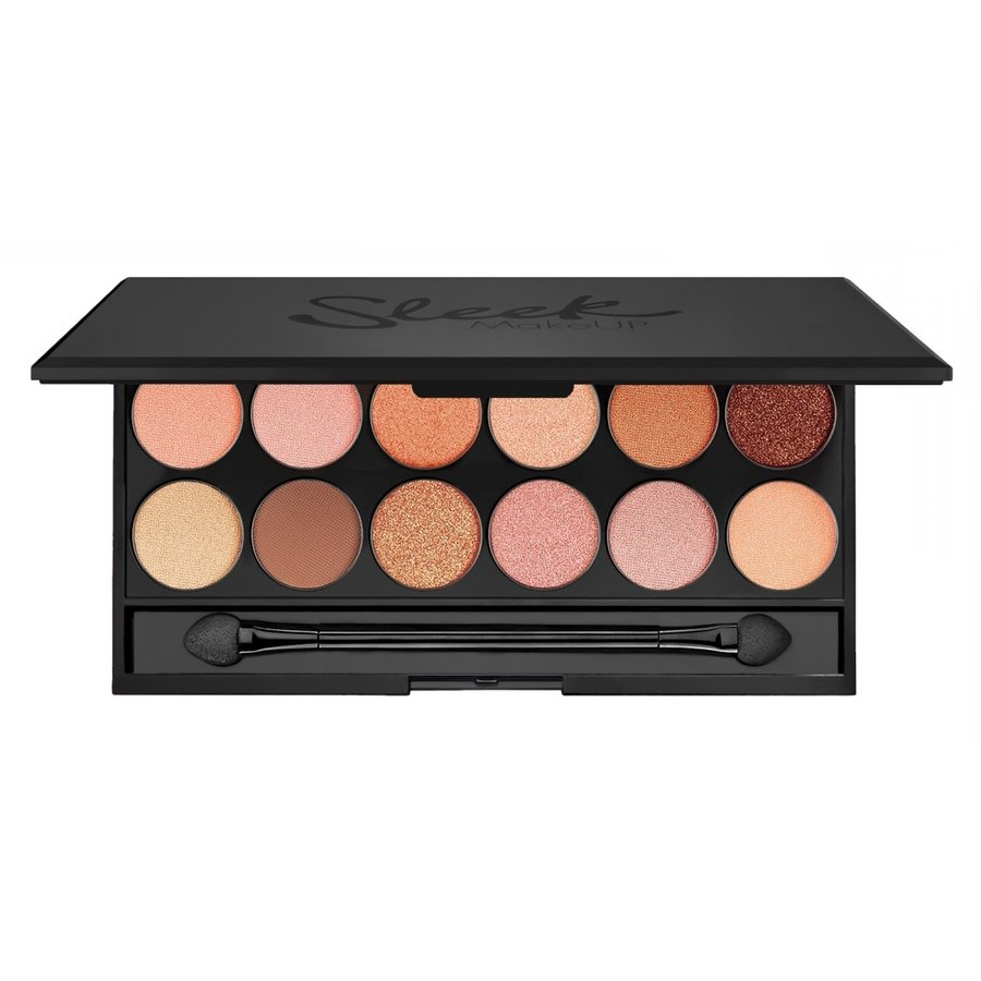 paleta De farduri Sleek Eyeshadow Palette Peach Perfect