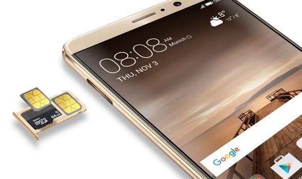 Eroare cartela Sim in Huawei Mate 10 Lite