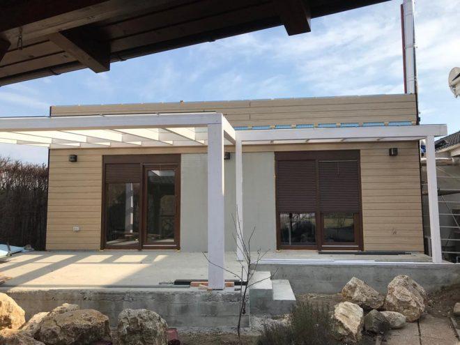 Ce materiale folositi pentru acoperisul terasei?